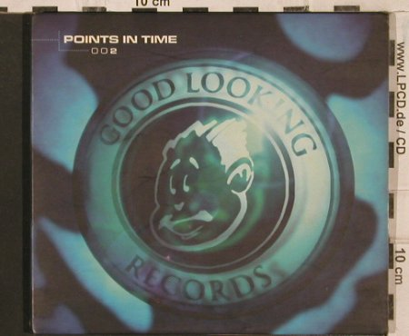 V.A.Points in Time: 002, Digi, vg+/m-, Good Look.(GLRPIT002), UK, 1999 - CD - 82521 - 5,00 Euro
