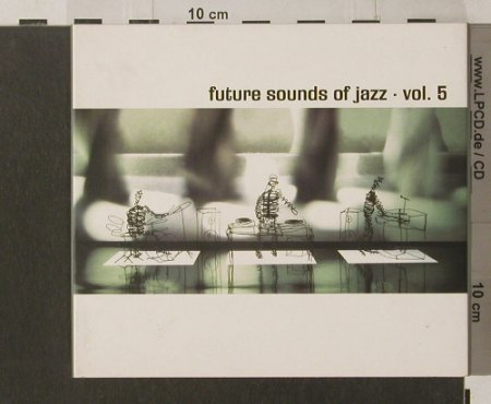 V.A.Future Sound Of Jazz Vol.5: 19 Tr, Digi, co, Compost(052-2), D,  - 2CD - 82532 - 10,00 Euro