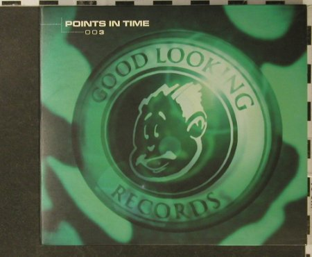 V.A.Points in Time: 003, Digi, vg+/m-, Good Look.(GLRPIT003), UK, 1999 - CD - 82537 - 5,00 Euro