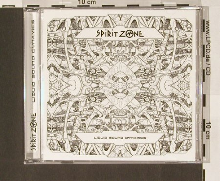 V.A.Liquid Sound Dynamic: 9 Tr., SpiritZone(), , 2004 - CD - 82553 - 10,00 Euro