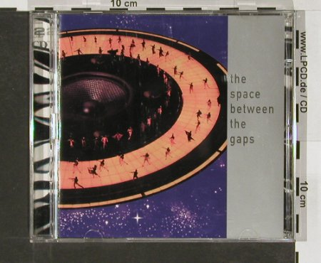 "V.A.The Space Between The Gaps: 11Tr.., Incoming!(inc!CD333), EU, 1998 - CD+5"" - 82563 - 10,00 Euro"