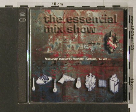 V.A.The Essential Mix Show: Mixed by Snap!,18Tr., Merc.(), D, 1995 - 2CD - 82564 - 7,50 Euro
