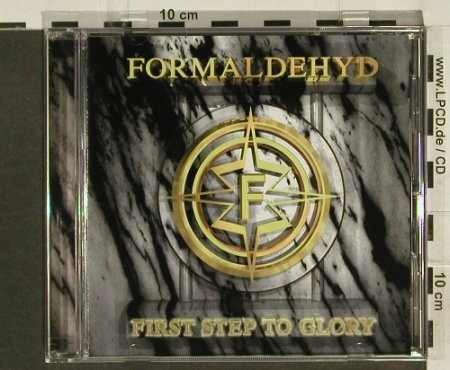 V.A.Formaldehyd: First Step to Glory,11 Tr., Formaldehy(), D, 1993 - CD - 82566 - 5,00 Euro