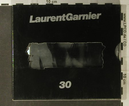 Garnier,Laurent: 30, m-/vg+, F Communic(137006326), EU, 1997 - CD - 82575 - 5,00 Euro