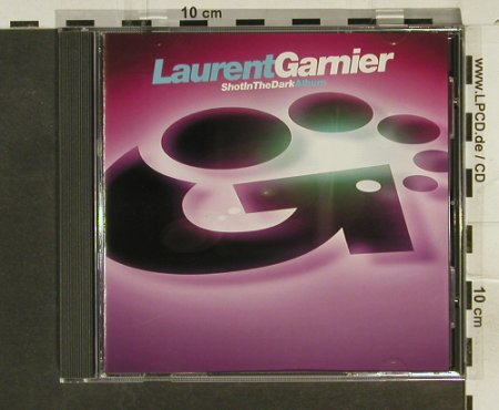 Garnier,Laurent: Shot In The Dark, F Communications(), A, 1994 - CD - 82582 - 7,50 Euro