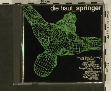 Haut,Die: Springer, Our Choice(), D, 1998 - CD - 82596 - 7,50 Euro