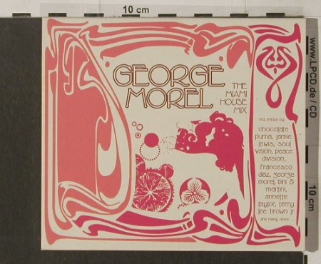Morel,George: The Miami House Mix, MixTrax(mix012-2), , 2001 - CD - 82609 - 11,50 Euro