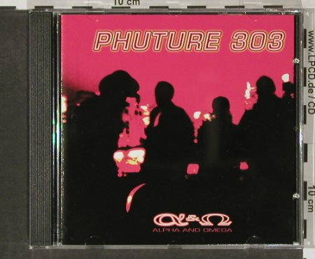 Phuture 303: Alpha+Omega, Container(), D, 1996 - CD - 82612 - 5,00 Euro