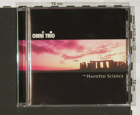 Omni Trio: The Hounted Science, Ashadow(6 cd), UK,  - CD - 82614 - 10,00 Euro
