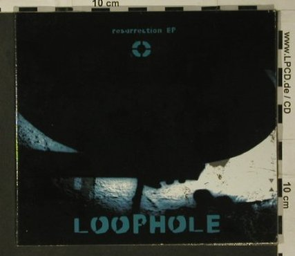 Loophole: Resurrection EP, 5 TR. Digi, Amber(), D, 1996 - CD5inch - 82621 - 4,00 Euro