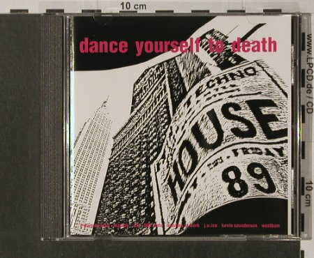 V.A.Dance yourself to Death: 2 Guys on Acid...808..a21, Black out(out 001), D, 1989 - CD - 82627 - 7,50 Euro