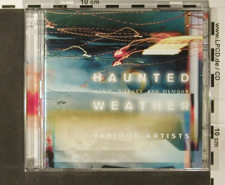 V.A.Haunted Weather: Music,Silence and Memory, Staubgold(staubgold 20), , 2004 - 2CD - 82632 - 10,00 Euro