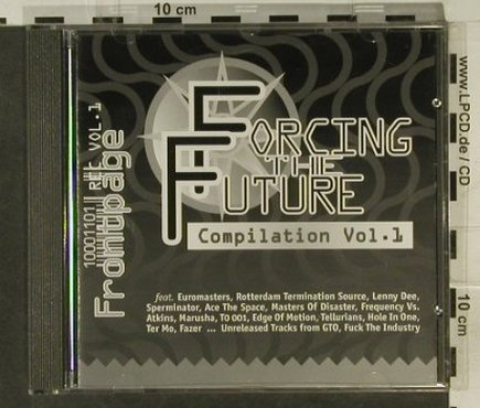 V.A.Forcing The Future Vol.1: Hole in One..Fuck the Industry,16Tr, Polydor(517 526-2), D, 1992 - CD - 82639 - 5,00 Euro