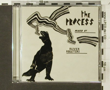V.A.The Process: Mixed by Oliver Koletzki, 1Tr. Mix, RSP(), D, 2006 - CD - 82650 - 7,50 Euro