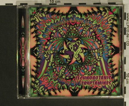 V.A.Technobotanic Tryptamines: Sarolta Monspart...B(if)Tek, 10 Tr., Nephilim(), , 1997 - CD - 82651 - 7,50 Euro