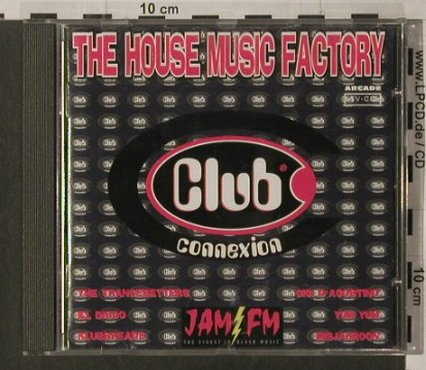 V.A.The House Music Factory: Club Connexion, Arcade(), ,  - CD - 82652 - 7,50 Euro