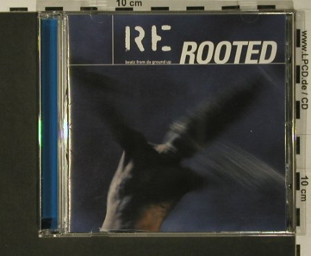 V.A.Re Rooted: Beatz from da ground up, 14 Tr., Fresh Music(), RSA, 1998 - CD - 82657 - 10,00 Euro