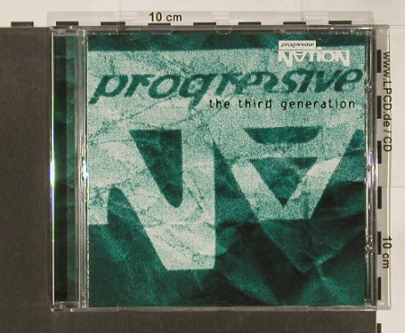 V.A.Progressive Nation: The Third Generation, Intergroove(IG 0052), , 1997 - CD - 82670 - 7,50 Euro
