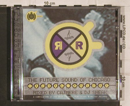 V.A.The Future Sound of Chicago: Mix.Cajmere&DJ Sneak, MinistryOS(SOMCD3), UK, 1995 - CD - 82839 - 5,00 Euro