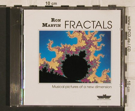 Marvin,Ron: Fractals, IC(72.165), D, 1992 - CD - 83230 - 7,50 Euro