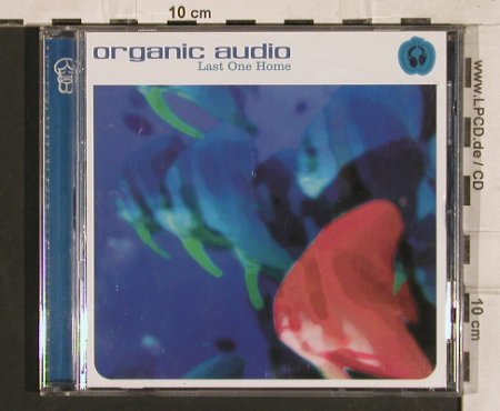 Organic Audio: Last one Home, Tummy Touch(Tuch 039cd), UK, 2000 - CD - 83237 - 5,00 Euro