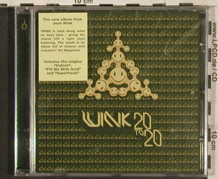 Wink: 20 to 20, FS-New, Ovum(), , 2003 - CD - 83402 - 6,00 Euro