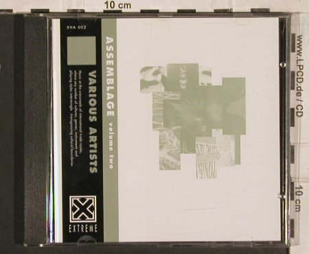 V.A.Assemblage Vol.Two: Soma ... Social Interiors, 12 Tr., Extreme(), D, 1996 - CD - 83439 - 6,00 Euro