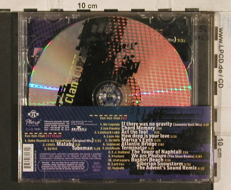 "V.A.Fun Fun Clan: 12 Tr., +CD5"" Shape, Pikosso(), D, 1996 - 2CD - 83455 - 7,50 Euro"