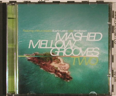 V.A.Mashed Mellow Grooves Two: featuring Chillout classics.., Transient(628), ,  - CD - 83475 - 5,00 Euro