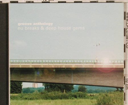 V.A.Groove Anthology: Nu Breaks & Deep House Gems, Indigo(), D, Digi, 2001 - CD - 83478 - 7,50 Euro
