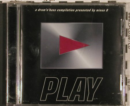 V.A.Play: a Drum'n'Bass compilation by Minus8, Crippled(), D, FS-NEW,  - CD - 83482 - 7,50 Euro
