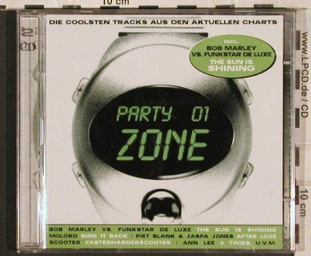 V.A.Party Zone: 33Tr.., Edel(), D, 1999 - 2CD - 83485 - 7,50 Euro