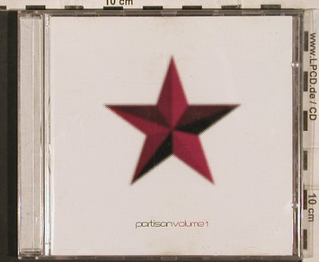 V.A.Partisan Vol.1: 10Tr., Virgin(), EU, 1998 - CD - 83487 - 7,50 Euro