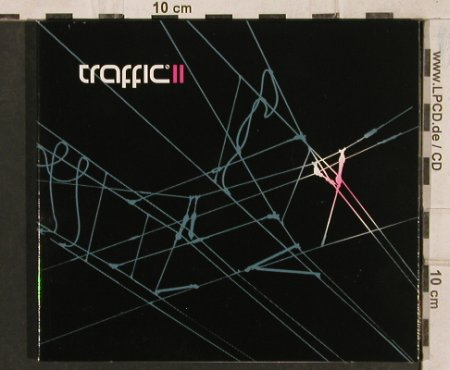 V.A.Traffic 2: 12 Tr.  Comp. By Zimmer 8, Digi, Core(012-2), D, 2002 - CD - 83507 - 6,00 Euro