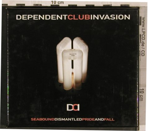 V.A.Dependent Club Invasion: Pride And Fall/Seabound/Dismantled, Mindbase(), EU, 2003 - 3CD - 83732 - 11,50 Euro
