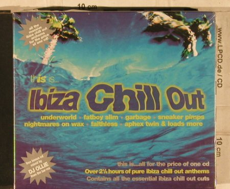 V.A.This Is...Ibiza Chillout: mx by DJ Ollie, Box, FS-New, Beechwood(BEBOXcd31), UK, 1999 - 3CD - 83800 - 19,00 Euro