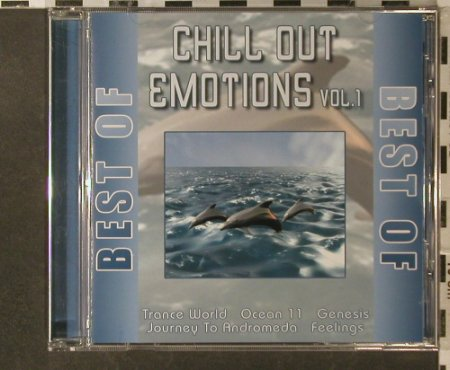 V.A.Chillout Emotions Vol.1: Best Of, 12 Tr., Quality(100097), ,  - CD - 84142 - 5,00 Euro