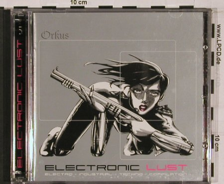 V.A.Orkus Electronic Lust Vol. 1: Stockhausen Bonus CD, Orkus/Efa(), , 1998 - 2CD - 84210 - 10,00 Euro