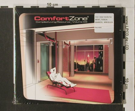 V.A.Comfort Zone Vol.3: 13 Tr. Digi, FS-New, R.02/Repertoire(), D, 01 - CD - 90237 - 11,50 Euro