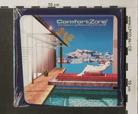 V.A.Comfort Zone Vol.2: 14 Tr. Digi, FS-New, R.02/Repertoire(), D, 2000 - CD - 90238 - 11,50 Euro