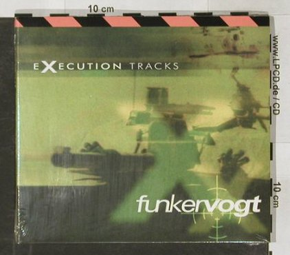 Funkervogt: Excution Tracks,Digi,14 Tr., FS-New, REPO(), , 2001 - CD - 91068 - 10,00 Euro