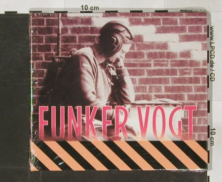 Funkervogt: Thanks for Nothing,Digi,FS-New, REPO(), 12 Tr., 01 - CD - 91069 - 10,00 Euro