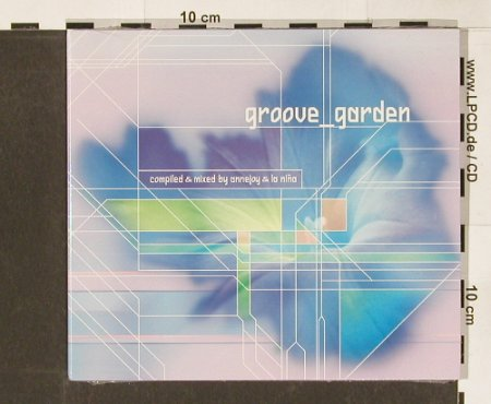 V.A.Groove Garden: Compiled & mixed byBnnejoy&LaNina, Cybe Tribe(), FS-New, 2001 - CD - 91390 - 10,00 Euro