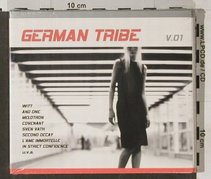 V.A.German Tribe Vol. 1: 31 Tr. Digi, FS-New, nocArt(), , 2001 - 2CD - 91542 - 12,50 Euro