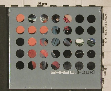 Gary D: [Four], Digi, FS-New, EDM(), , 2004 - CD - 91600 - 11,50 Euro