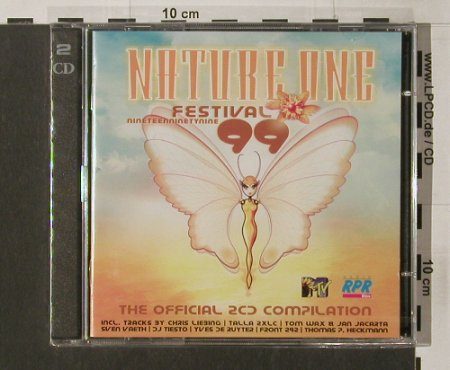 V.A.Nature ONE: Festival 99, FS-New, Music Research(), , 1999 - 2CD - 91768 - 10,00 Euro
