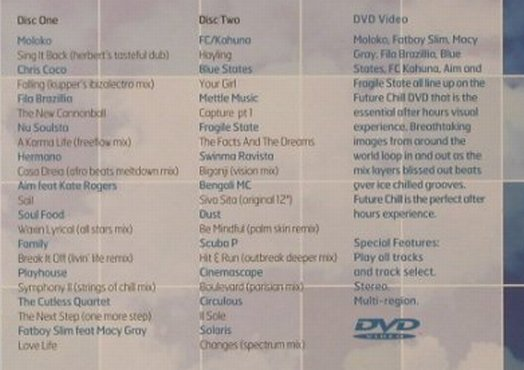 V.A.Future Chill: The Essential After Our Exp.,FS-new, Beechwood(BWDVD01), ,+DVDvideo, 2003 - 2CD - 91772 - 10,00 Euro