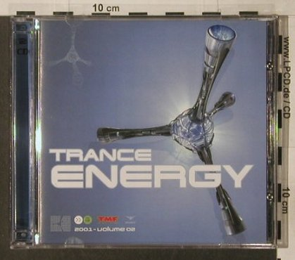 V.A.Trance Energy 2001: Vol. 2, ID&T(), , 2001 - 2CD - 91988 - 10,00 Euro