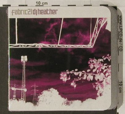 V.A.Fabric 21: DJ Heather, FS-New, Fabric(41), EU, 2005 - CD - 92195 - 10,00 Euro