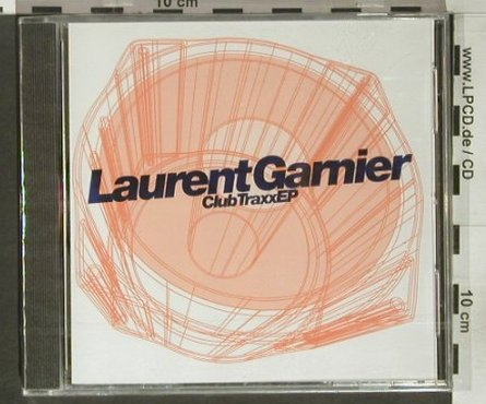 Garnier,Laurent: Club Traxx EP, FS-New, F Communications(F033), EU, 1995 - CD - 92318 - 10,00 Euro